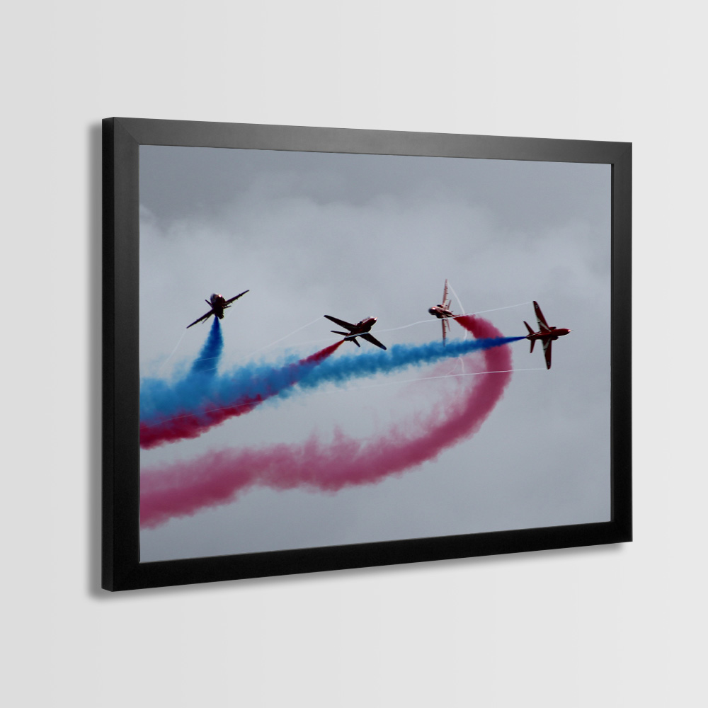Red Arrows Framed Prints - Photo 10