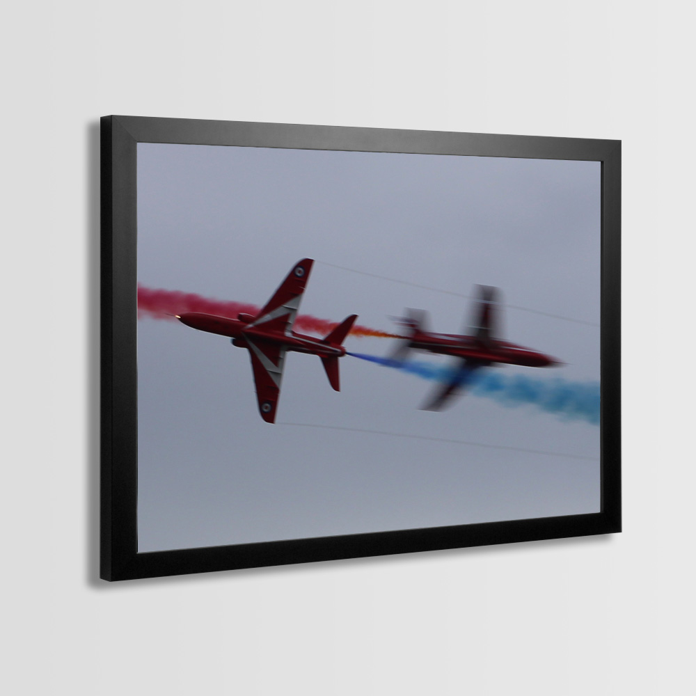 Red Arrows Framed Prints - Photo 11
