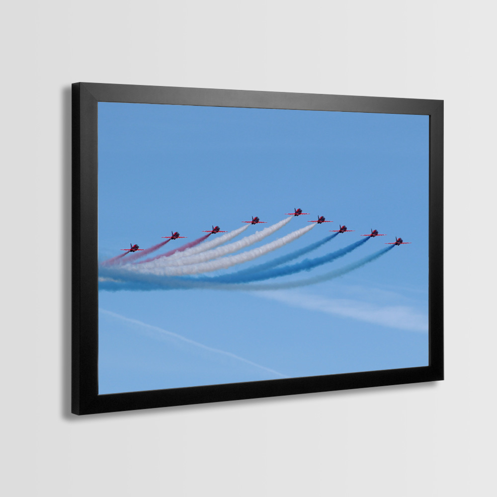 Red Arrows Framed Prints - Photo 14