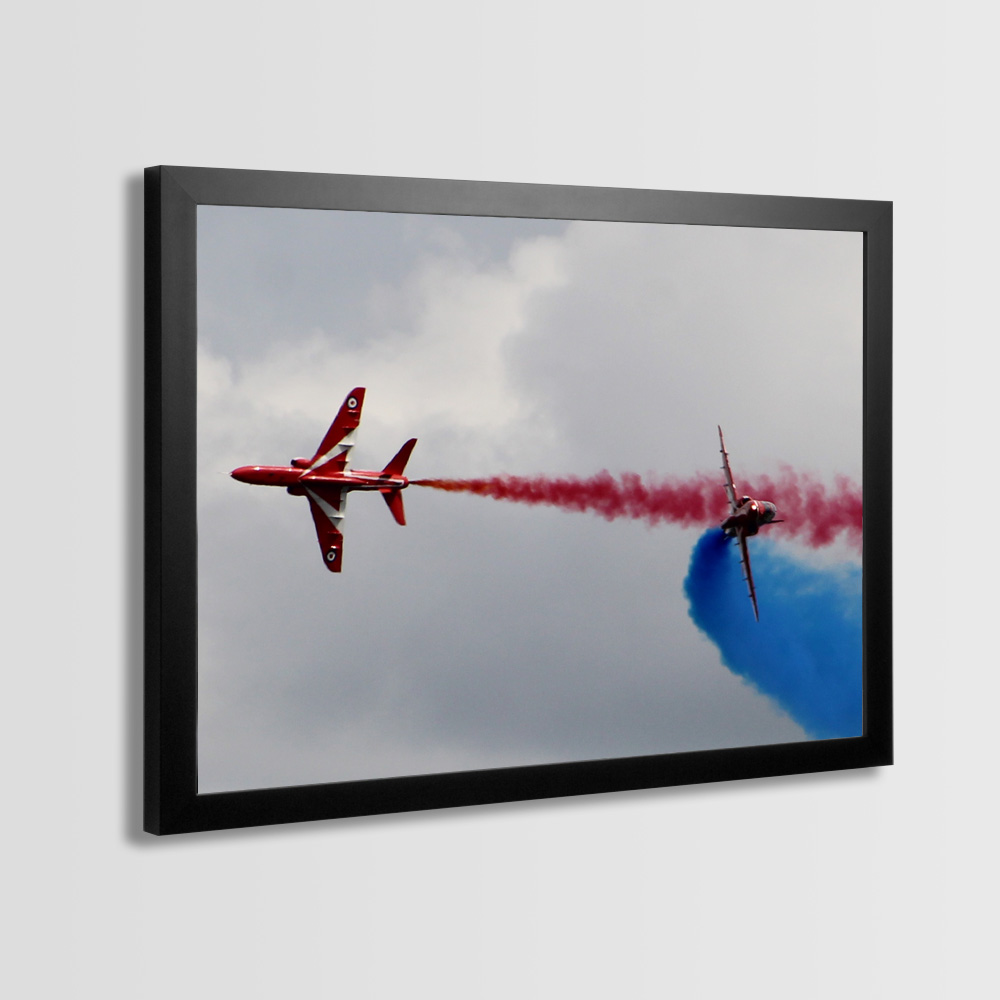 Red Arrows Framed Prints - Photo 15