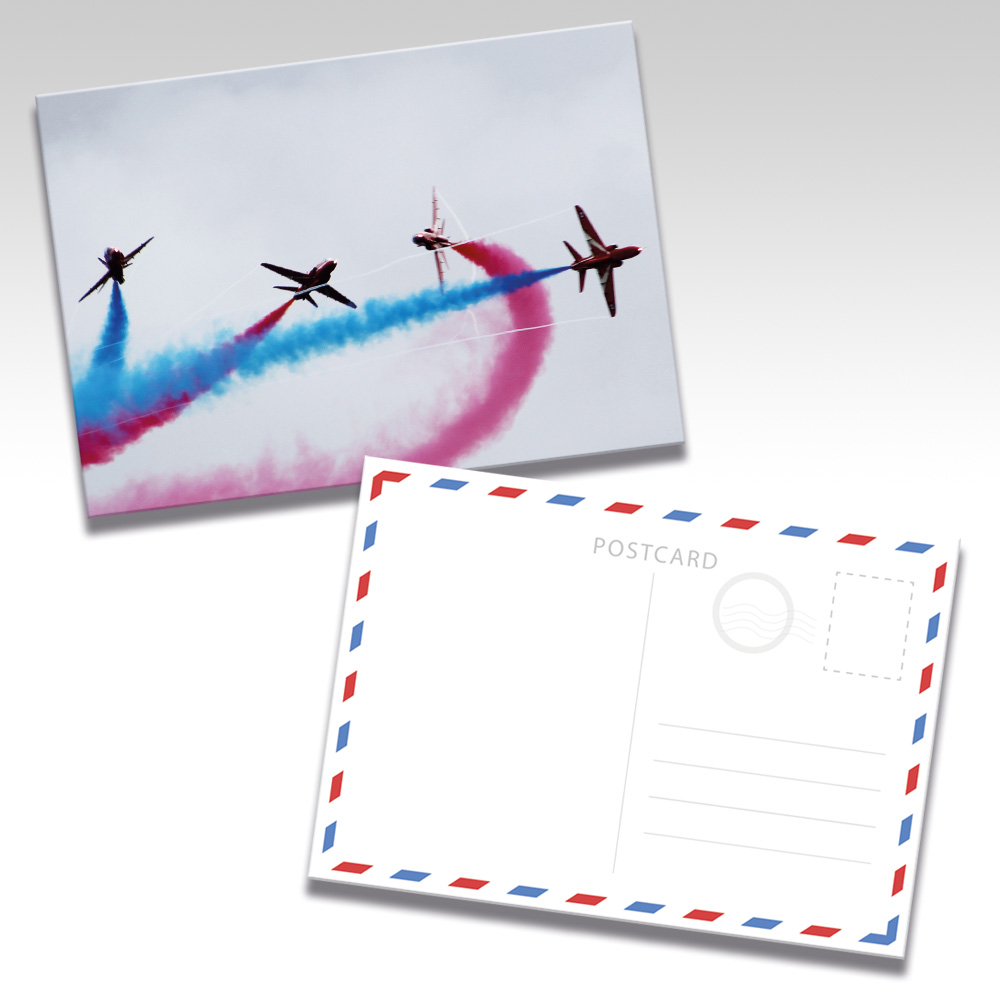 Red Arrows Postcards - Photo 2
