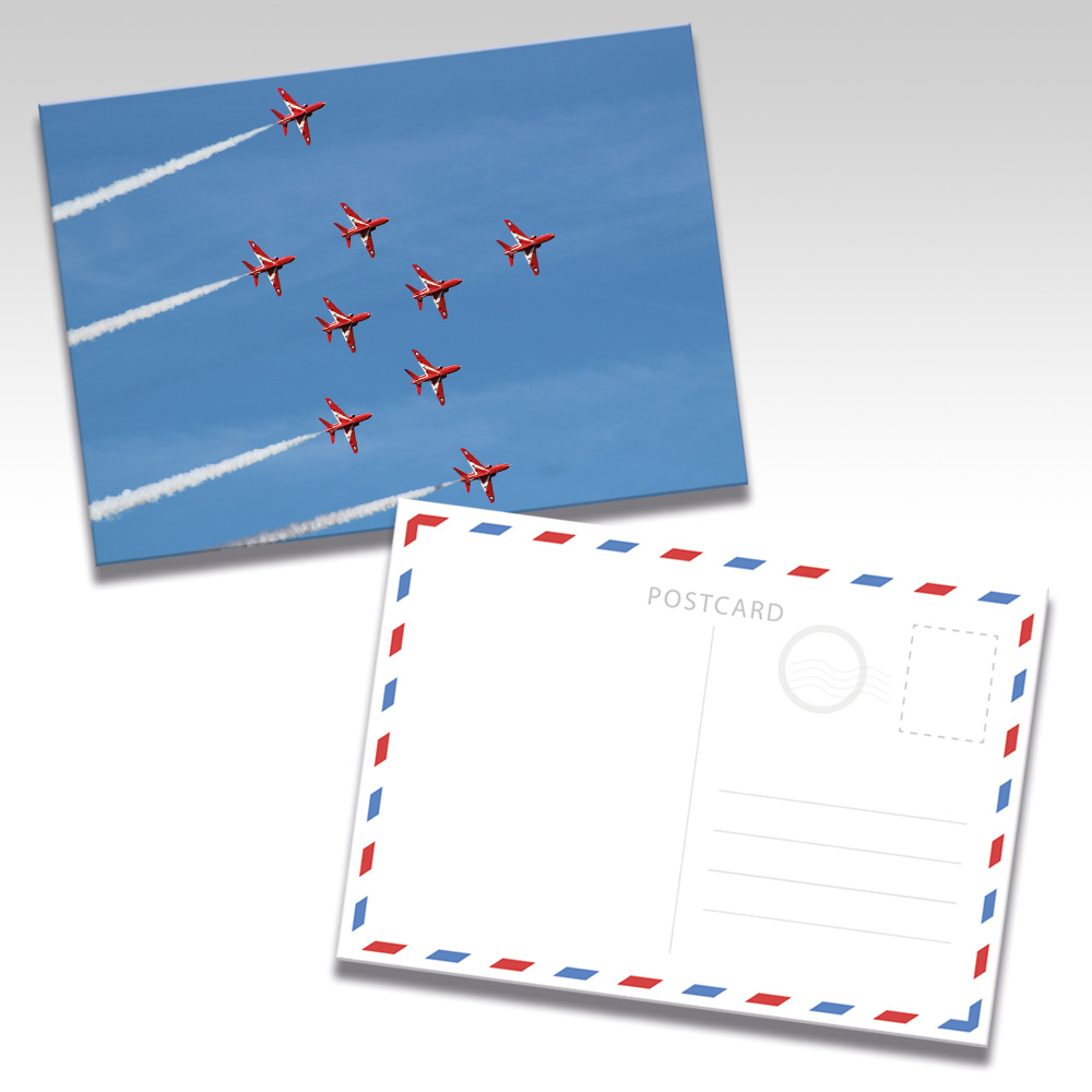 Red Arrows Postcards - Photo 7