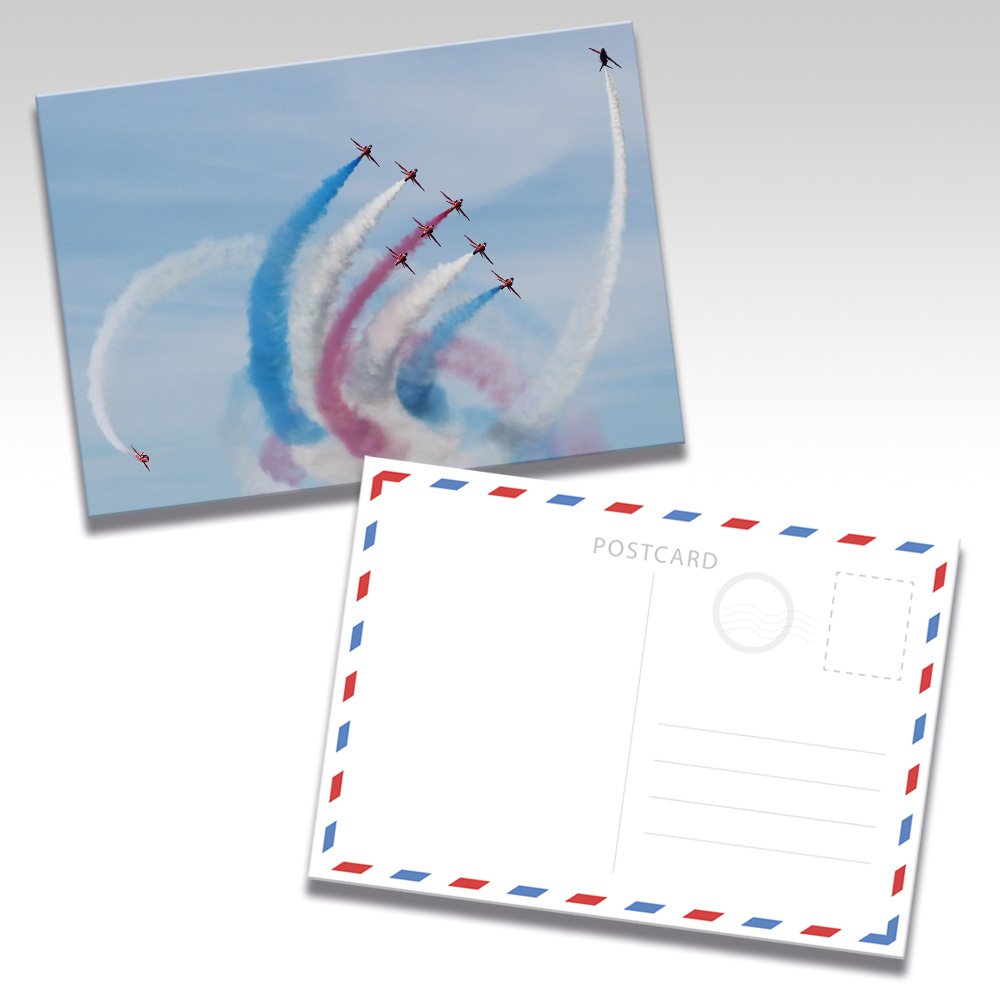 Red Arrows Postcards - Photo 10