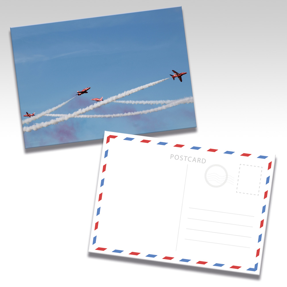 Red Arrows Postcards - Photo 11