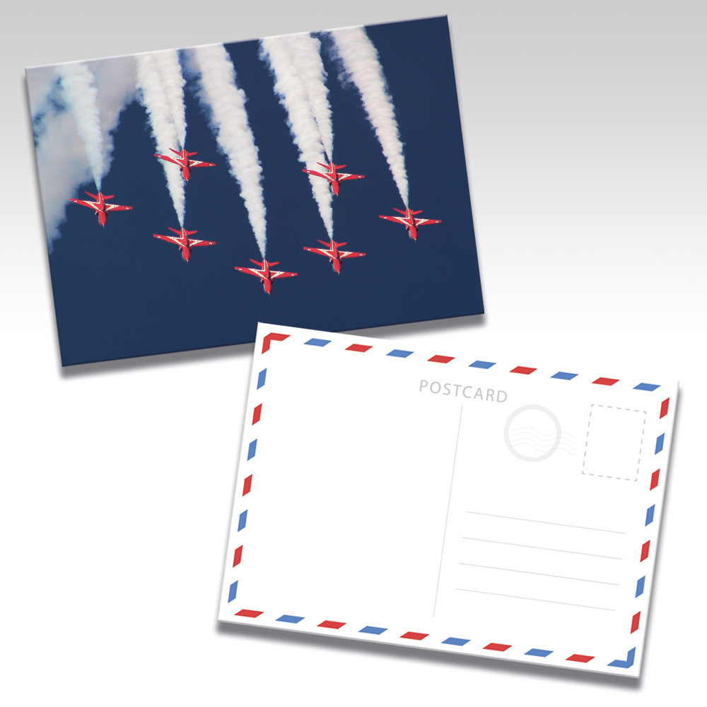 Red Arrows Postcards - Photo 12