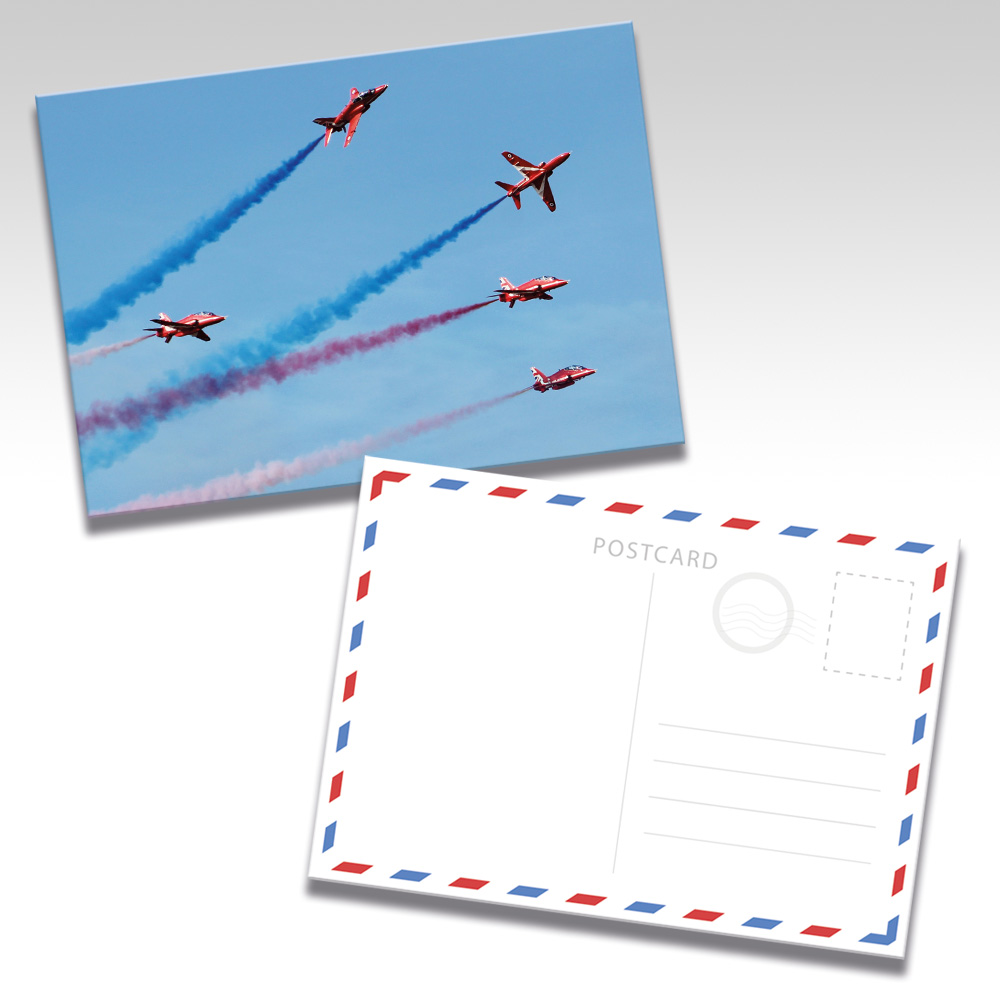 Red Arrows Postcards - Photo 13