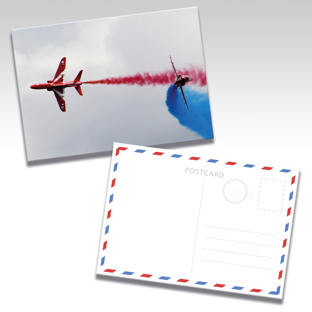 Red Arrows Postcards - Photo 15